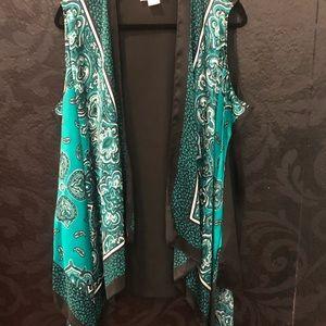 Michael Kors size 2X vest